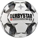 Derbystar Erwachsene Bundesliga Magic TT Fußball, weiß schwarz grau, 4