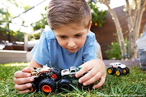 Mattel Hot Wheels- Monster Truck Coches de Juguetes 1:64,  Modelos Surtidos FYJ44