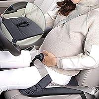 Rovtop Cinturón para Embarazada de Seguridad en el Coche Que Protege al Bebé y la Mamá Embarazada Seguridad del Cinturón Protector Ajustable para Mujer