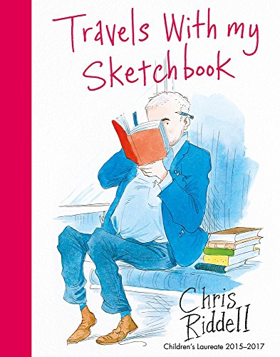 Travels with my Sketchbook por Chris Riddell