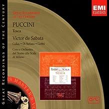 Puccini : Tosca/Victor de Sabata/Maria Callas