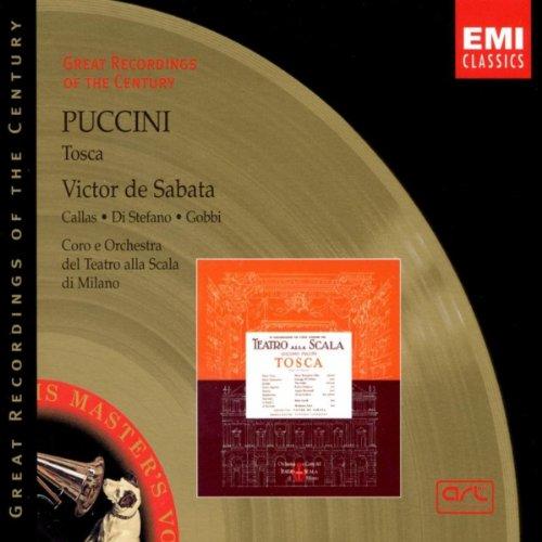 Puccini : Tosca/Victor de Saba...