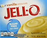 Jell - O Instant Vanillepudding Zuckerfrei Fettfrei