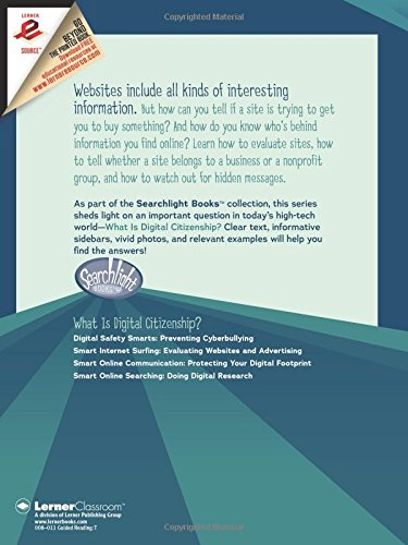 Smart Internet Surfing: Evaluating Websites and Advertising (What is Digital Citizenship Searchlight)