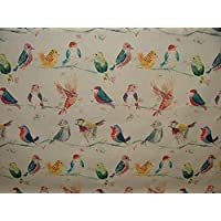 Curtain Upholstery Cushion Blinds Voyage Decoration Garden Wing Pastel Fabric