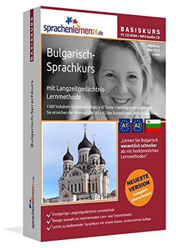 Bulgarisch lernen für Anfänger (A1 / A2). Lernsoftware für Windows / Linux / Mac inkl....