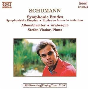 Sym Etudes/Albumblatter/Arabes