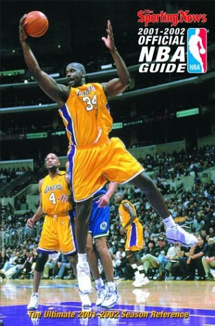 The Sporting News Official Nba Guide 2001-2002