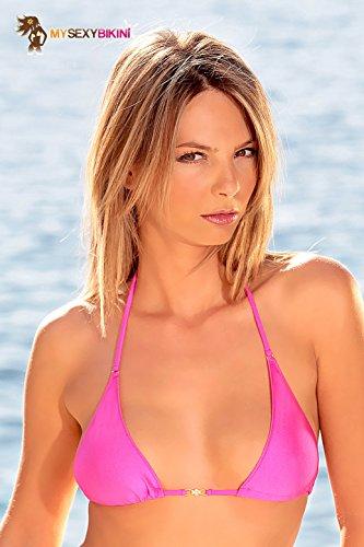 my sexy bikini -  Coordinato  - Donna Fuchsia