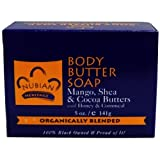 Nubian Heritage Bar Soap Mango Butter [H...