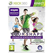 Your shape : fitness evolved 2012 - classics (jeu Kinect)