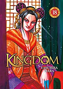 Kingdom Edition simple Tome 18
