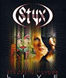 The Grand Illusion / Pieces of Eight: Live [Blu-ray] [Import italien]