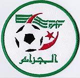 MAREL Patch Argelia Selección Fútbol Escuadra FIFA Soccer Parche termoadhesivo Bordado cm CCA...