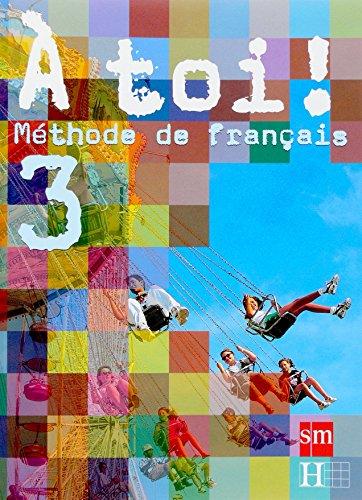 Méthode de français 3. À Toi! - 9788467513783