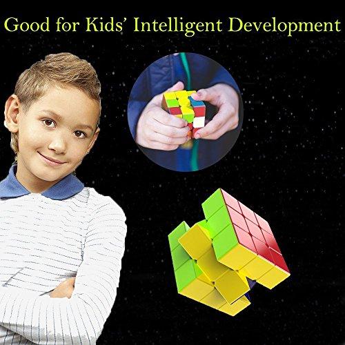 Cubo Rubik – Rompecabezas Speed Cube Vdealen Cyclone Boys