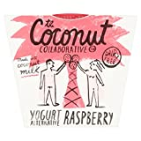 The Coconut Collaborative Natural Coconut Milk Yoghurt Alternative with Raspberry Compote, 120g