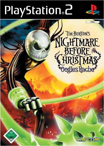 Nightmare Before Christmas (Tim Burton) (Eins Was Halloween Was Zwei Und)