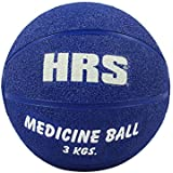 HRS Medicine Balls Without Handle (Color May Vary)