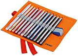 Lamy 1226067 4-Plus Farbstift Set Stoffrolle Modell Nummer W 439