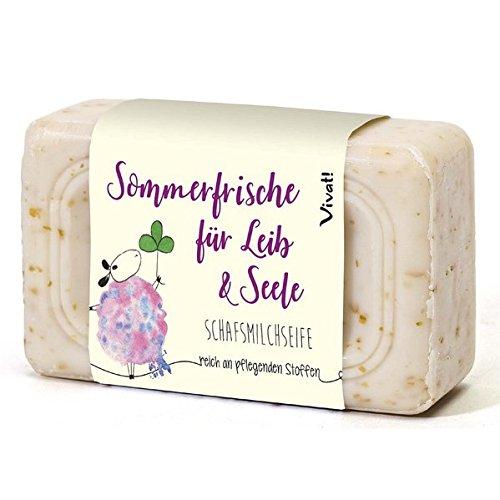 Preisvergleich Produktbild Schafsmilchseife »Sommerfrische für Leib und Seele«