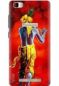 Noise Designer Printed Case / Cover for Panasonic P75 / Festivals & Occasions / Krishna Design