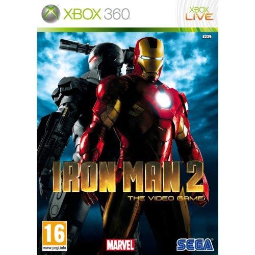 Iron Man 2 (XBox360)