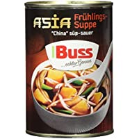 "Buss Frühlings-Suppe""China"" süß-sauer, 400 g"
