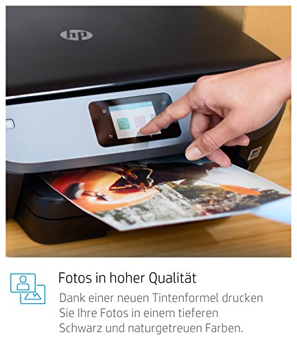 Fotodrucker: HP ENVY Photo 7130 Multifunktionsdrucker – Fotodrucker, Scanner, Kopierer