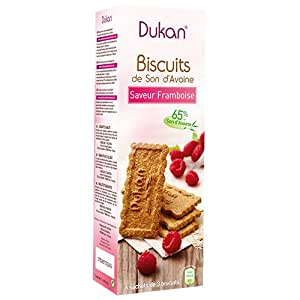 Dukan 18 Biscuits Framboise 12,5 g