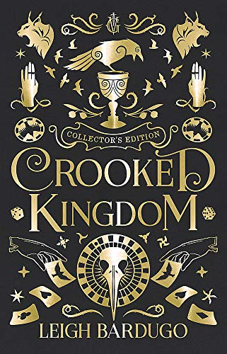 Crooked Kingdom: Collector's Edition (Six of Crows, Band 2)