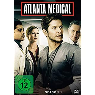 Atlanta Medical S1 [4 DVDs]