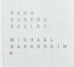 Bach/Bartok/Boulez: Works For Solo Violin