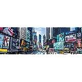 Póster Horizontal de New York - Time Square (91,5cm x 30,5cm)
