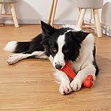 AIJIWU Kauspielzeug für Hunde, unzerstörbar, Knochen für Welpen, Größe L, 20 x 7 cm