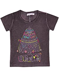 boboli Knit T-Shirt For Girl, Camiseta para Niños