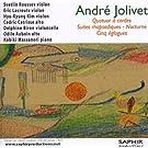 Quatuor � cordes, Suite Rhapsodique, Nocturne, Cinq �glogues