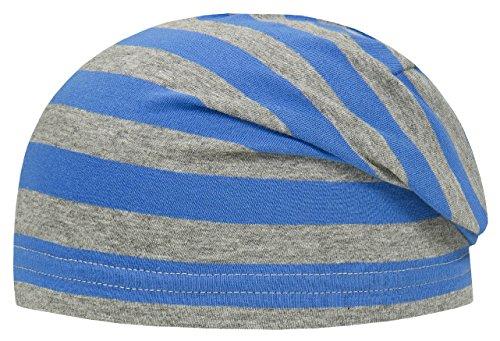 Döll Bohomütze Jersey, Bonnet Mixte Blau (daphne 3109)