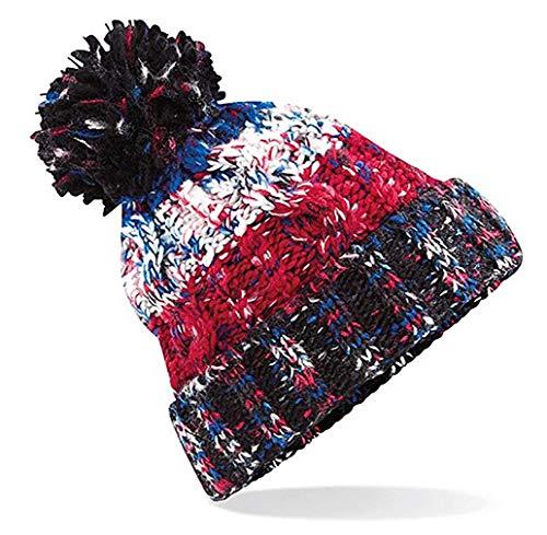 4sold Winter Autunno Inverno Cappello più Pom Pom Invernale di Lana Berretto  delle Signore delle Uomo 4df0b9b6221e