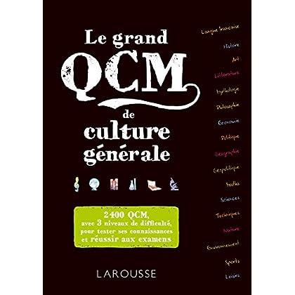 Le grand QCM de culture générale