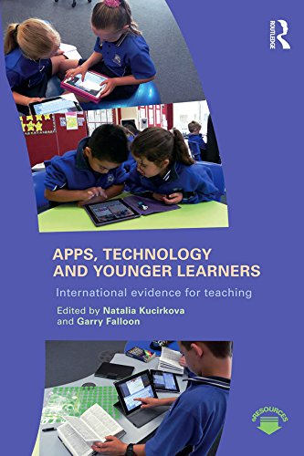 Apps, Technology and Younger Learners: International evidence for teaching