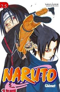 Naruto nº 25/72 par Masashi Kishimoto