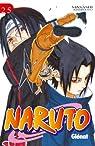 Naruto nº 25/72 par Kishimoto