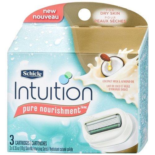 schick-intuition-pure-nourishment-with-coconut-milk-almond-oil-razor-refills-3-ea-by-schick