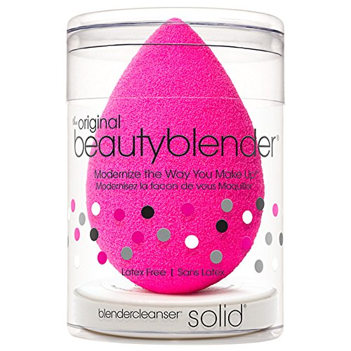 Beautyblender Coffret 1 Eponge Maquillante et 1 Mini Solid Cleanser