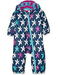 Hatley Baby Girls' Mini Rain Bundlers Raincoat