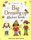 Big Dressing Up Sticker Book (Getting Dressed Sticker Books)