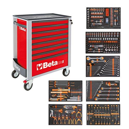 BETA Easy 400S-O8/E-XL 024002293 Carro de herramientas con...