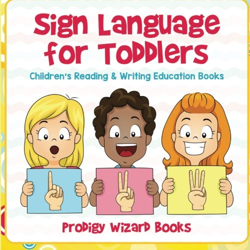 Braille-flash (Sign Language for Toddlers : Children's Reading & Writing Education Books)