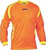 Derbystar Torwarttrikot Aponi, XXL, orange gelb, 6663070750